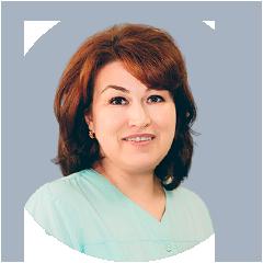 Латыпова Галина Ракиповна - преподаватель по мед. педикюру